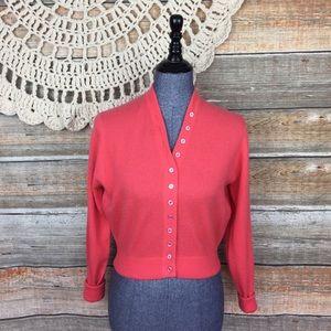 Vintage Sweaters - Vintage | Ballantyne Of Peebles Cashmere Cardigan